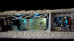 "Echo Base diorama - view from straight ahead of Echo Base diorama • <a style=""font-size:0.8em;"" href=""http://www.flickr.com/photos/86825788@N06/8362425300/"" target=""_blank"">View on Flickr</a>"