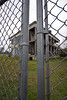 No Trespassing (CRomannBayer) Tags: history neglect fence louisiana decay neworleans security haunted chain plantation historical mansion antebellum arabi chalmette lebeau