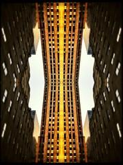Double tower (*atrium09) Tags: new york tower arquitectura torre ruben center rockefeller symetric simetria atrium09 sesbra