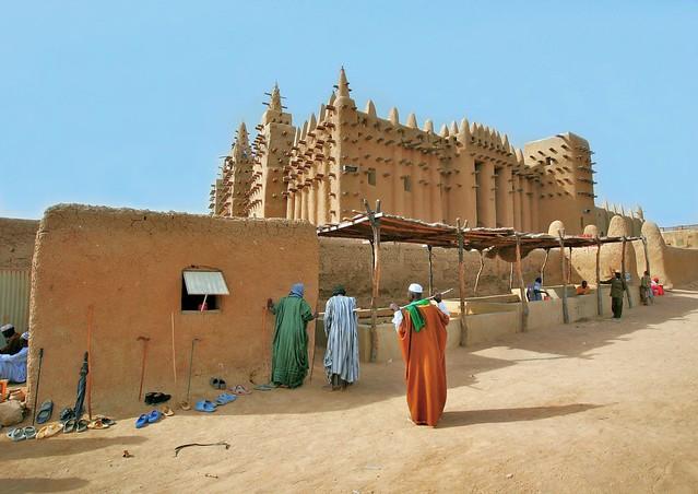 Mosquée de Djenné  Mali