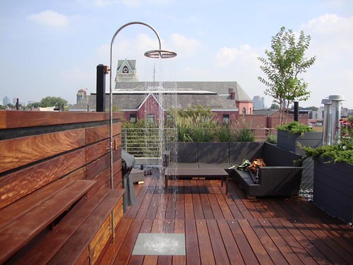 Awesome Roof Terrace Design Ideas71