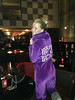 Dani Harmer posted a photo of Denise van Outen wearing a onesie on Twitter with the caption 'Gorgeous @denise_vanouten wearing her @MissAmyChilds onsie in the hotel!! #SCDTour xxx' Featuring: Denise van Outen Where: London, United Kingdom When: 17 Jan 2013 Credit: Dani Harmer/Twitter