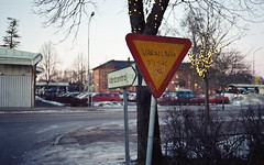 Fish (Lumberjack Nilsson) Tags: winter color film 35mm canon kodak sweden plus epson v600 kil värmland c41 a35f 2013 kodakcolorplus200