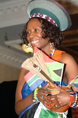 DSCF0874 Miss Southern Africa UK Beauty Pageant Contest Ethnic Cultural Fashion Model International Hotel Docklands London Nov 2004 Andile Beautiful Zulu Lady (photographer695) Tags: miss southern africa beauty contest entertainment uk pageant ethnic cultural fashion model international hotel docklands london nov 2004 andile beautiful zulu lady