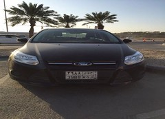 Ford - Focus - 2014  (saudi-top-cars) Tags: