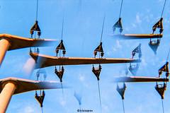 insulators # Image016_15A # Praktica B100 Tricklinse Fuji Superia200 exp - 2016 (irisisopen f/8light) Tags: praktika b100 fuji fujifilm superia 200 farbe farbnegativ color colornegativ colour analog irisisopen
