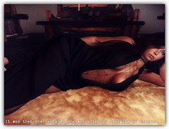 Dreaming... (Neypa) Tags: kajira gor bound dreaming ever never