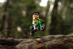 Motocross II (Daniel_dems) Tags: playmoaction playmobil motocross ibirapuera velocidade