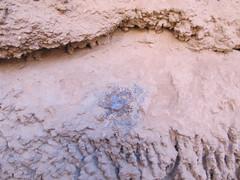 """Le désert d'Atacama: la caverne de sel de la Valle de la Luna. Il s'agit bien de sel, recouvert de sable et de poussière. <a style=""""margin-left:10px; font-size:0.8em;"""" href=""""http://www.flickr.com/photos/127723101@N04/28606731434/"""" target=""""_blank"""">@flickr</a>"""