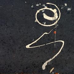 "Asphalt under acrylic, Paris 2o15 - Quai des Tuileries ("" fragments 'pictosophiques "") Tags: ouwwwpo fragment rizoma rhizome baruchspinoza henribergson gillesdeleuze flixguattari jacquesderrida plandersiliance planeofresiliance entropy entropie memory mmoire crativit creativity mimesis catharsis anamnesis hypomnesis entropymemorycreativity entropymimesiscatharsis medianvoid videmdian philosophie philosophy pictosophie pictosophy srendipit serendipity allgoriedephilosophy allegoryofphilosophy allgoriedecameraobscura allegoryofcameraobscura glyph graph fortuit fortuitous acrylic acrylique asphalte asphalt paris france"