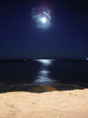 DSCF0341 (iboman) Tags: datça mehtap full moon