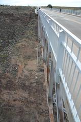 DSC_8968 (My many travels) Tags: rio grande gorge bridge new mexico water rocks river