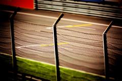 racetrack (camerito) Tags: racetrack rennstrecke zaun fence asphalt signs marks markierungen gelb weis yellow white redbull ring circuit 2016 spielberg styria austria sterreich steiermark camerito nikon1 j4 flickr