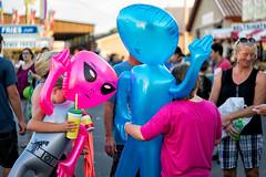 _DSC6907 Take Me To Your Lemonade Stand (Charles Bonham) Tags: midlandcofair midlandmi dusk charlesbonhamphotography aliens outerspace lemonade sonya7r sonyfe2890mmmacrogoss bright
