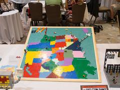 San Francisco map (Yuxuan.fishy.Wang) Tags: bricksbythebay lego map sanfrancisco santaclara california unitedstates us