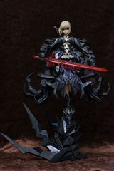 [GoodSmileCompany]Saber Alter - huke Collaboration Package 001 (lillyshia) Tags: gsc fate fatestaynight goodsmilecompany saberalter huke wonhobbyselection 17