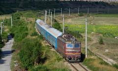 The last photo (Radler.z) Tags: 44096 5611 train locomotive bdz skoda 68e railways bulgaria rip