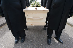 Place Visit On Halloween (AllHalloweener) Tags: bearers burial casket cemetery ceremonial ceremony coffin cremation crematorium dead death flowerarrangement funeral grave graveyard morgue mortuary mourn mourningcar ritual sadness tomb wood