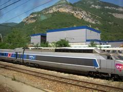 VIEILLE RAME TGV (marsupilami92) Tags: france frankreich rhnealpes ain 01 ferrailleur tgvsudest voieferre culoz dmolition sme sncf montagne