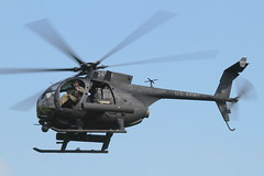 (scobie56) Tags: boeing ah mh 6 little bird united states army 160th special operations aviation regiment airborne night stalkers fort campbell kentucky exercise jaded thunder 2016 black hawk down fame otterburn range live firing northumberland
