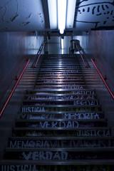 Verdad , Memoria y Justicia (waltercastro) Tags: metro subte amia