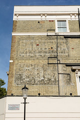 Ladbroke Grove Ghostsign (RoyReed) Tags: ladbrokegrove london nottinghill ghostsign england unitedkingdom gb