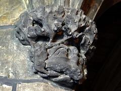 Broughton Castle, Oxfordshire (Sheepdog Rex) Tags: corbels greenman broughtoncastle