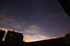 Perseid over Saffron Walden (lbu04rpm) Tags: shootingstar meteor stars astro persid