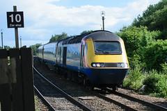 43043 Kettering 020716 (Dan86401) Tags: 43043 class43 430 br hst highspeedtrain powercar brel emt eastmidlandstrains kettering mml 1d52