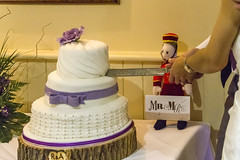 IMG_6591 (Roger Brown (General)) Tags: wedding reception civil service barns hotel bedford bride groom guests cake celebration family official 3rd september 2016 brown husband wife newlyweds amy robert