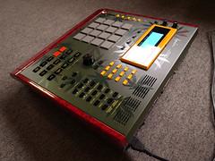 _0040423 (ghostinmpc) Tags: mpc3000 akai ghostinmpc sampler drummachine