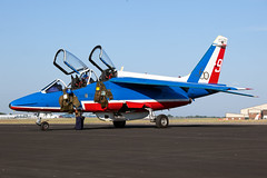 F-TERF_DassaultAlphaJet_FrenchAF_FFD (Tony Osborne - Rotorfocus) Tags: dassault alpha jet french air force france patrouilledefrance royal international tattoo 2013 raf fairford