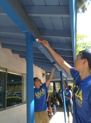 North Valley Caring Services (UCLA Volunteer Center) Tags: uclavolunteerday2016 volunteerday2016 northvalley painting poverty hunger soupkitchen