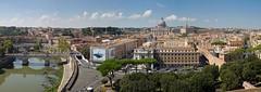 Roma (arcaswiss) Tags: photomerge roma panorama