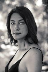 Digital Collodion Ondine (mathieustern) Tags: woman face collodion digital photographer pro lens vintage