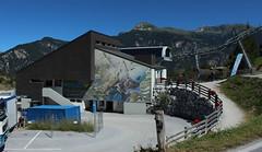 Vercorin (bulbocode909) Tags: valais suisse vercorin montagnes villages tlcabines bleu vert