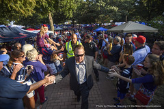Week in Photos - 50 (Ole Miss - University of Mississippi) Tags: 2016 ctg0431 athletics sports football footballvsgeorgia vaughthemingwaystadium vhs grove walkofchampions fans hughfreeze oxford ms usa