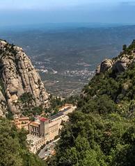 Abadia de Montserrat (DinoPozo) Tags: barcelona montserrat monumentos abadia picoftheday allshots amazingshot buildingshot catalunya canon6d espaa greatshots greatshot