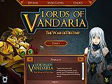 范德利亞之主(Lord of Vandaria)