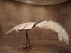 Book with Wings (austin tx) Tags: texas fortworth anselmkiefer modernartmuseumoffortworth bookwithwings