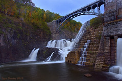 Croton Dam (10iggie) Tags: newyork waterfall dam spillway crotondam