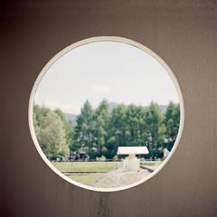 Circle (yokko..) Tags: 120 6x6 film japan circle t hasselblad planar hassel ektar carlzeiss  503cx  ektar100 planarcff2880mm