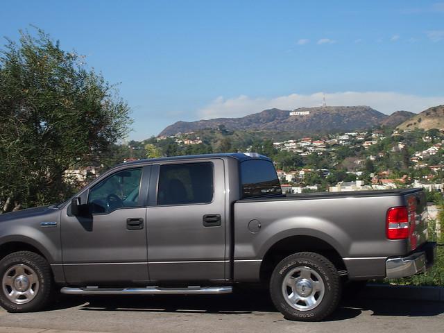 california usa mountain car pen losangeles automobile bluesky vehicle hollywoodsign easthollywood hollywoodhills ep3 fordf150 barnsdallpark eltrinidad olympusep3