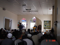 "Masjid Umar Inauguration Event • <a style=""font-size:0.8em;"" href=""http://www.flickr.com/photos/88854999@N07/8101248623/"" target=""_blank"">View on Flickr</a>"