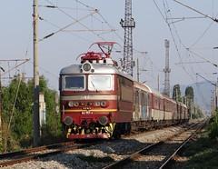With 120 kmph (Radler.z) Tags: trains railways bulgarian 8612 44151
