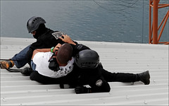 Interpellation en scurit (stef974run) Tags: cops runion swat hauteur bommert interpellation policenationale tih gipn fipn cneas