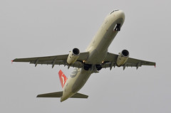 Turkish Airlines Airbus A321-231 TC-JRV (EK056) Tags: airport istanbul airbus airlines turkish atatrk a321231 tcjrv