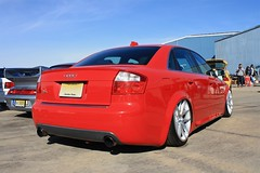 Audi B6 S4 (asapxscvbe) Tags: red car audi s4 2012 b6 brilliantred canibeat firstclassfitment