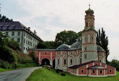 Eglise St Charles-Borromée, Volders, Innsbruck-Land, Tyrol, Autriche.