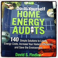 Do It Yourself Home Energy Audits book (Greenlivingguy) Tags: greenliving greenbusiness energyefficiency greenguruguides greenlivingnews doityourselfhomeenergyaudits